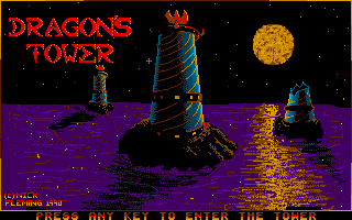 Thumbnail of other screenshot of Dragon's Tower