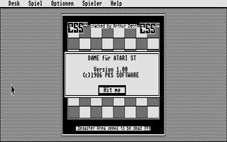 Screenshot of Dame