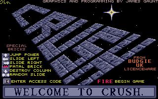 Screenshot of Crush!