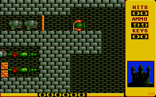 Screenshot of Into the Eagle's Nest