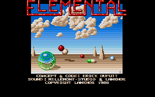 Screenshot of Elemental