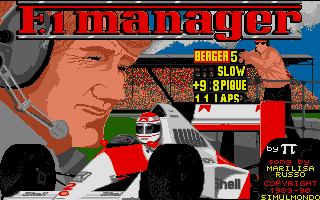 Thumbnail of other screenshot of F1 Manager