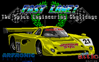 Thumbnail of other screenshot of Fast Lane
