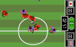 Thumbnail of other screenshot of Fighting Soccer