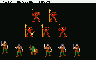 Thumbnail of other screenshot of Phantasie 3 - The Wrath of Nikademus