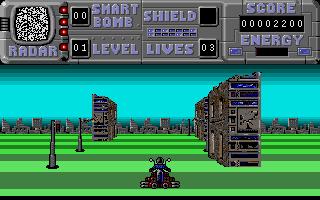 Thumbnail of other screenshot of Future Bike Simulator
