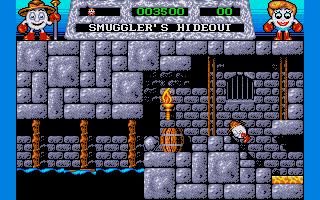 Screenshot of Fantasy World Dizzy