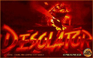 Screenshot of Desolator