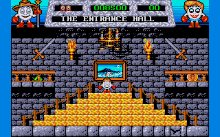 Thumbnail of other screenshot of Fantasy World Dizzy