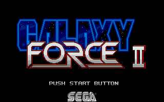 Thumbnail of other screenshot of Galaxy Force 2