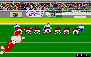 Thumbnail of other screenshot of GFL Championship Football