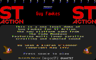 Thumbnail of other screenshot of Guy Fawkes