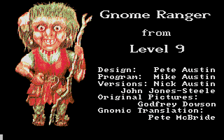 Thumbnail of other screenshot of Gnome Ranger