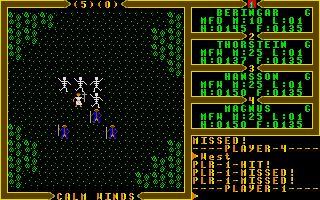 Thumbnail of other screenshot of Ultima III - Exodus