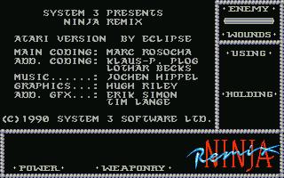 Thumbnail of other screenshot of Ninja Remix