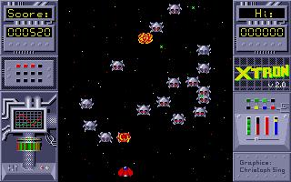 Screenshot of Xtron