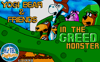 Thumbnail of other screenshot of Yogi Bear & Friends in the Greed Monster