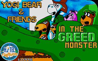 Screenshot of Yogi Bear & Friends in the Greed Monster