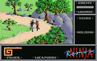 Screenshot of Ninja Remix