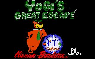 Screenshot of Yogi's Great Escape