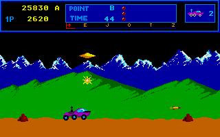 Thumbnail of other screenshot of Moon Patrol