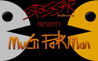 Thumbnail of other screenshot of Multi Pakman