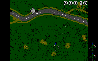 Screenshot of Screaming Wings