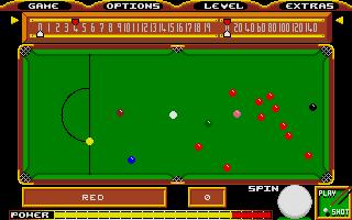 Thumbnail of other screenshot of Steve Davis World Snooker