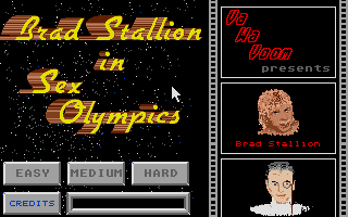 Thumbnail of other screenshot of Brad Stallion In Sex Olympics