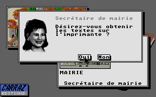 Screenshot of Sida Et Nous, Le