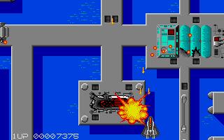 Screenshot of Sidewinder