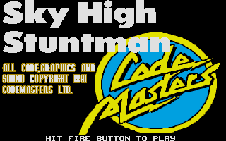 Thumbnail of other screenshot of Sky High Stuntman