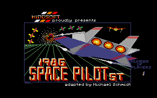 Thumbnail of other screenshot of Space Pilot