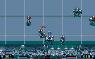 Thumbnail of other screenshot of Speedball 2 - Brutal Deluxe