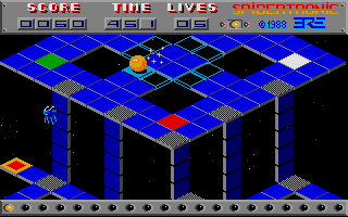 Thumbnail of other screenshot of Spidertronic