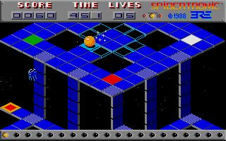 Screenshot of Spidertronic