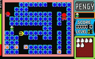 Screenshot of Pengy