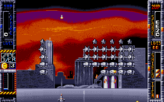 Screenshot of Super Space Invaders