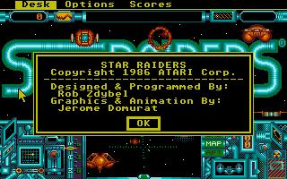 Thumbnail of other screenshot of Star Raiders