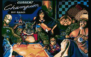 Screenshot of Shufflepuck Cafe