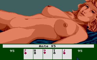 Thumbnail of other screenshot of Strip Poker - Data Disk 1