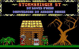 Thumbnail of other screenshot of Stormbringer ST