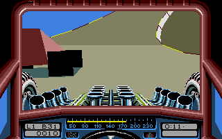 Thumbnail of other screenshot of Stunt Car Racer