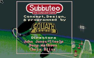 Thumbnail of other screenshot of Subbuteo