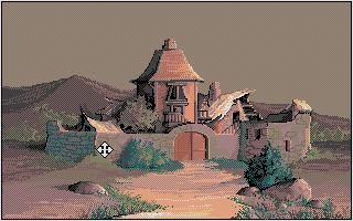 Thumbnail of other screenshot of Quete de l'Oiseau du Temps, La