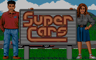 Thumbnail of other screenshot of Super Cars