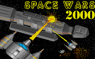 Thumbnail of other screenshot of Space Wars 2000