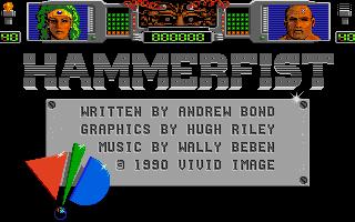 Screenshot of Hammerfist