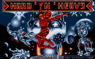 Screenshot of Hard 'n' Heavy