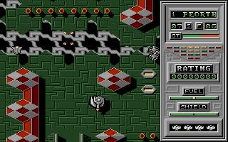 Screenshot of Hellbent
